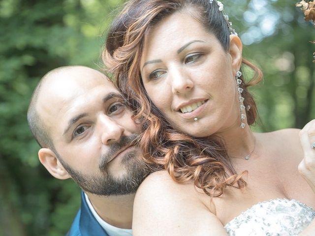 Il matrimonio di Fabio e Daniela a Pontoglio, Brescia 206