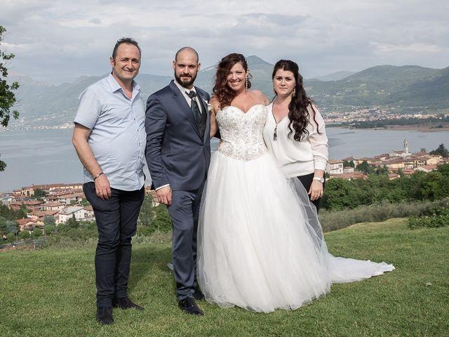 Il matrimonio di Fabio e Daniela a Pontoglio, Brescia 210
