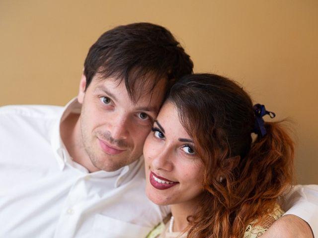 Il matrimonio di Fabio e Daniela a Pontoglio, Brescia 212