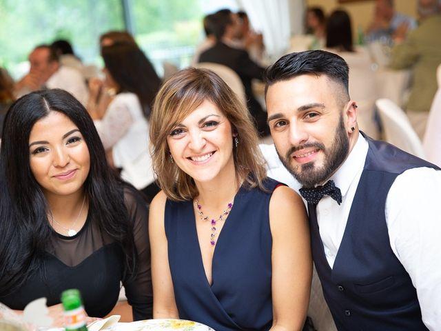Il matrimonio di Fabio e Daniela a Pontoglio, Brescia 214