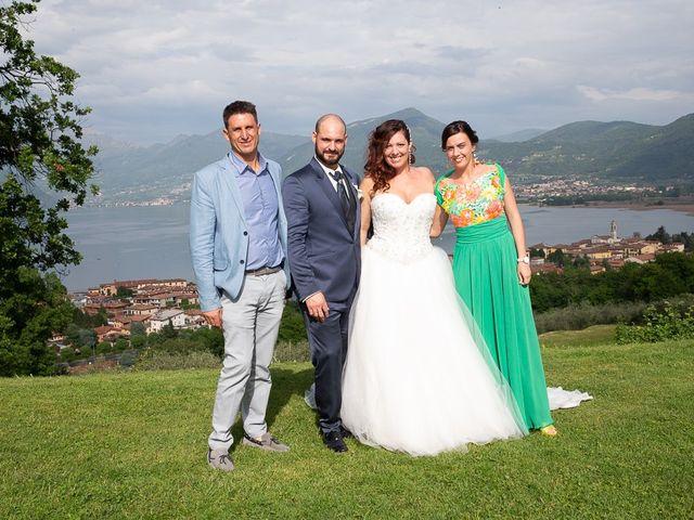 Il matrimonio di Fabio e Daniela a Pontoglio, Brescia 217