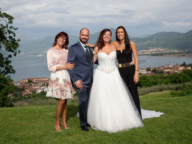 Il matrimonio di Fabio e Daniela a Pontoglio, Brescia 219