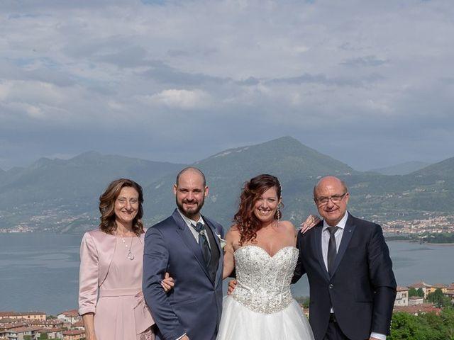 Il matrimonio di Fabio e Daniela a Pontoglio, Brescia 221