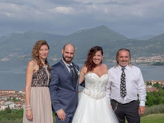 Il matrimonio di Fabio e Daniela a Pontoglio, Brescia 222