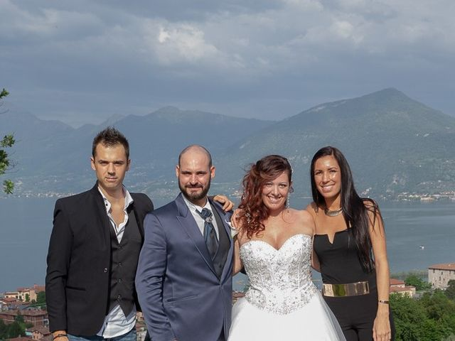 Il matrimonio di Fabio e Daniela a Pontoglio, Brescia 223