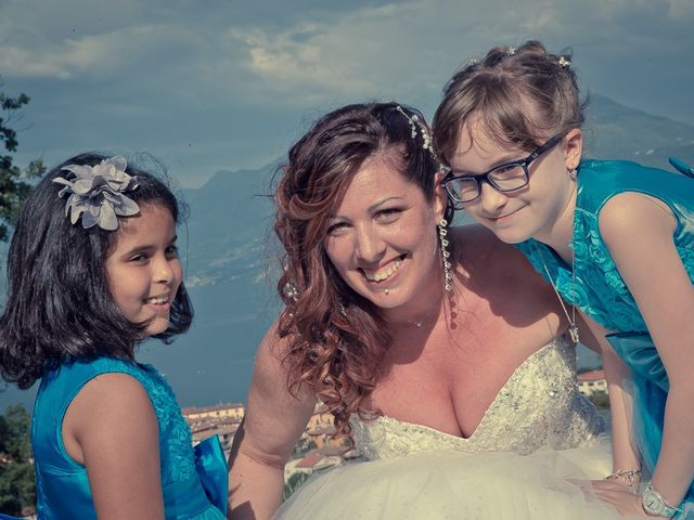 Il matrimonio di Fabio e Daniela a Pontoglio, Brescia 224