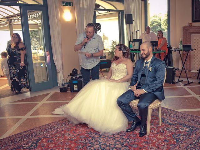 Il matrimonio di Fabio e Daniela a Pontoglio, Brescia 226