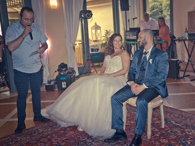 Il matrimonio di Fabio e Daniela a Pontoglio, Brescia 227