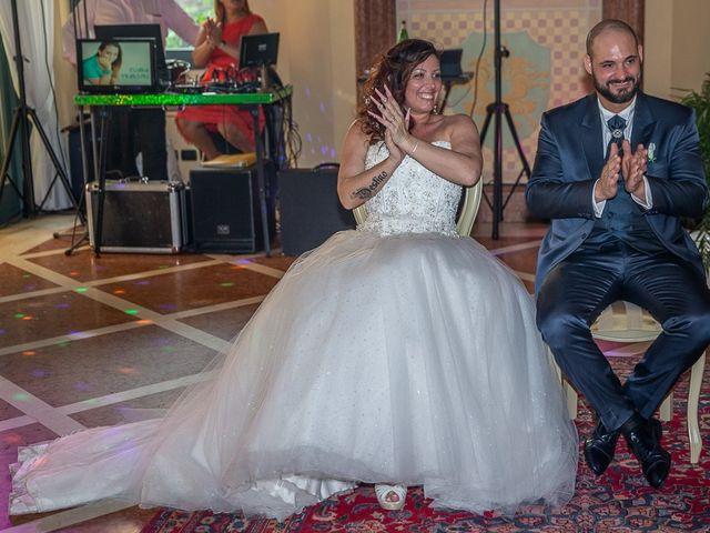 Il matrimonio di Fabio e Daniela a Pontoglio, Brescia 228