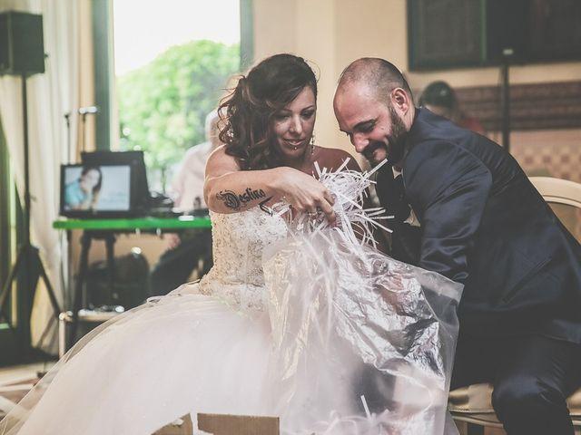 Il matrimonio di Fabio e Daniela a Pontoglio, Brescia 229