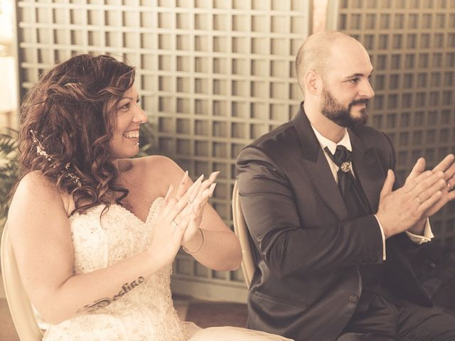 Il matrimonio di Fabio e Daniela a Pontoglio, Brescia 230