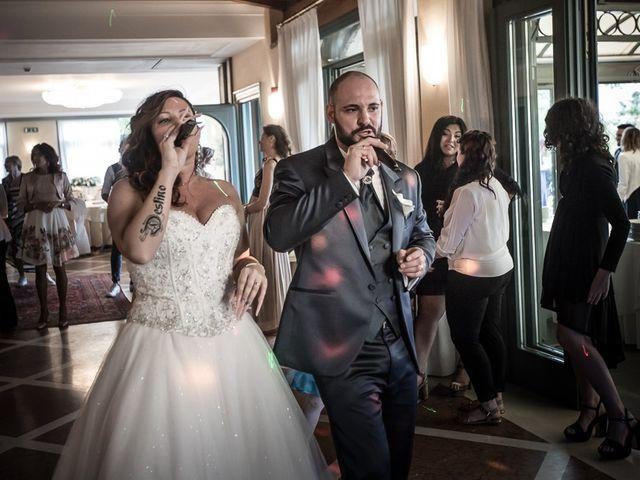 Il matrimonio di Fabio e Daniela a Pontoglio, Brescia 233