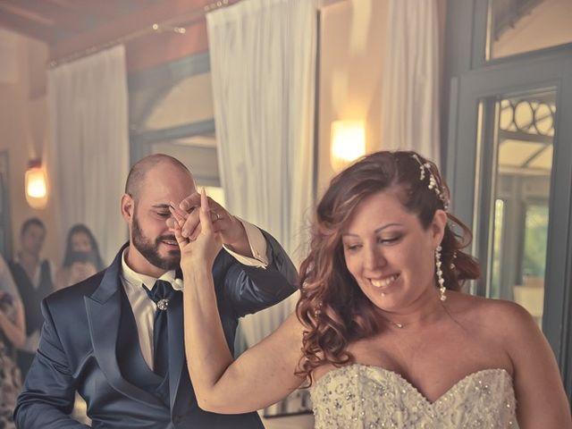 Il matrimonio di Fabio e Daniela a Pontoglio, Brescia 241
