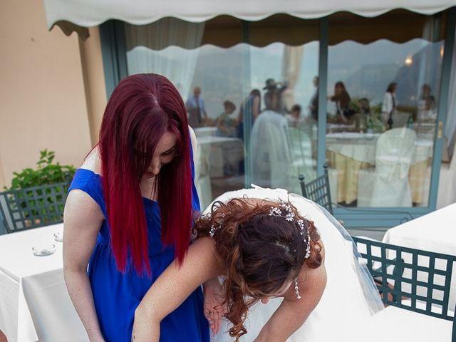 Il matrimonio di Fabio e Daniela a Pontoglio, Brescia 250
