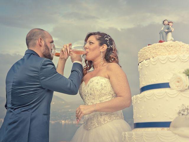 Il matrimonio di Fabio e Daniela a Pontoglio, Brescia 253