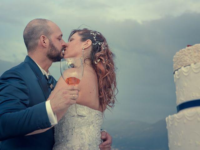 Il matrimonio di Fabio e Daniela a Pontoglio, Brescia 254