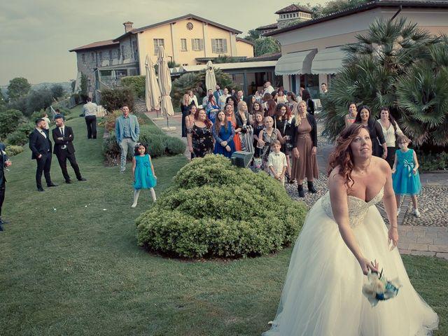 Il matrimonio di Fabio e Daniela a Pontoglio, Brescia 255