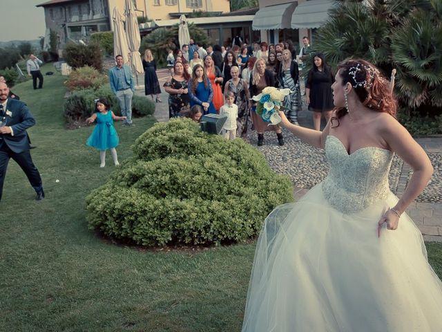 Il matrimonio di Fabio e Daniela a Pontoglio, Brescia 256
