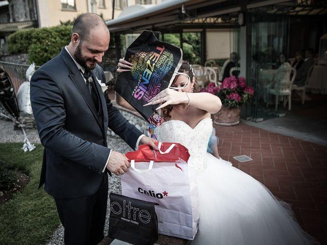 Il matrimonio di Fabio e Daniela a Pontoglio, Brescia 259