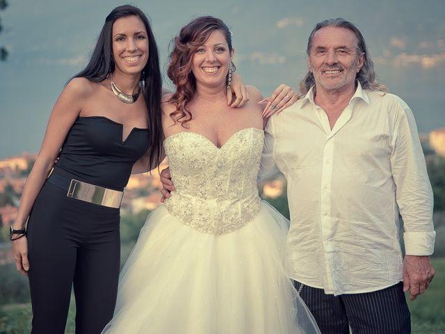 Il matrimonio di Fabio e Daniela a Pontoglio, Brescia 262