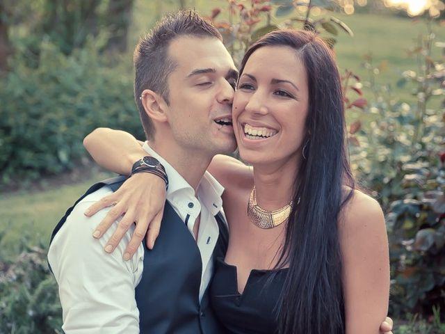 Il matrimonio di Fabio e Daniela a Pontoglio, Brescia 266