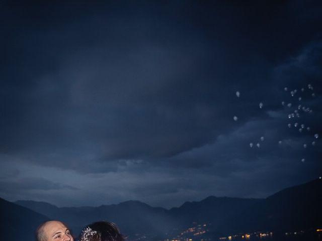Il matrimonio di Fabio e Daniela a Pontoglio, Brescia 273