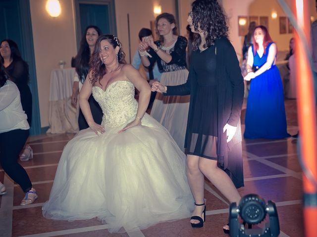 Il matrimonio di Fabio e Daniela a Pontoglio, Brescia 274