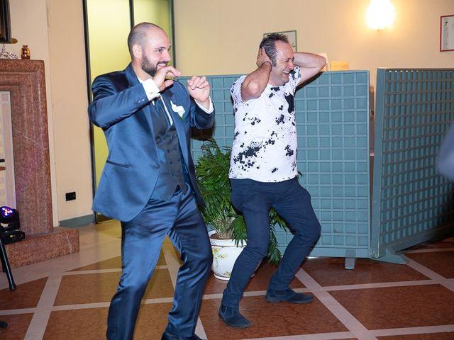 Il matrimonio di Fabio e Daniela a Pontoglio, Brescia 275