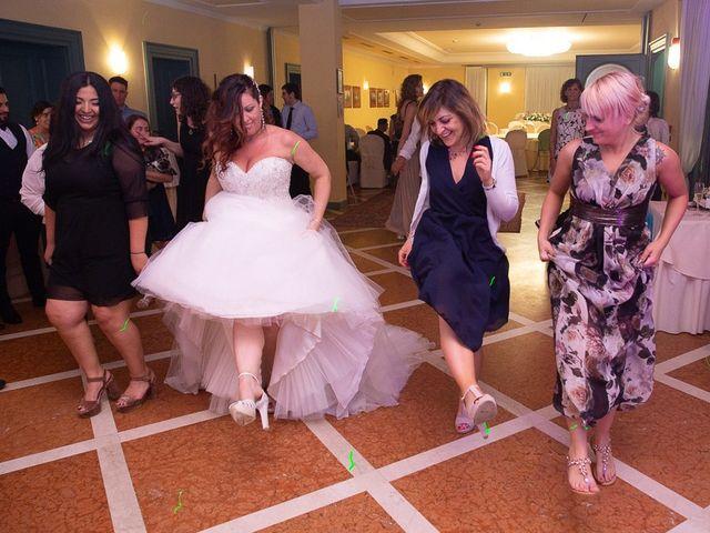 Il matrimonio di Fabio e Daniela a Pontoglio, Brescia 276