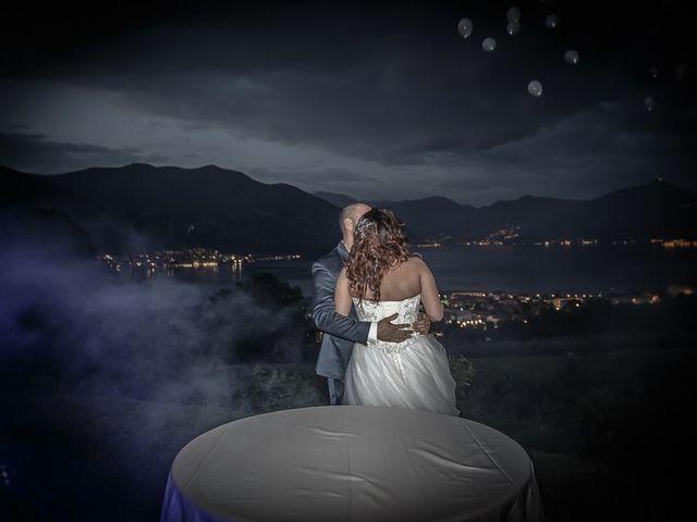 Il matrimonio di Fabio e Daniela a Pontoglio, Brescia 277