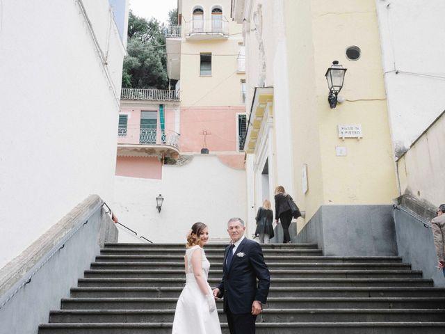 Il matrimonio di Marcello e Silvia a Cetara, Salerno 10