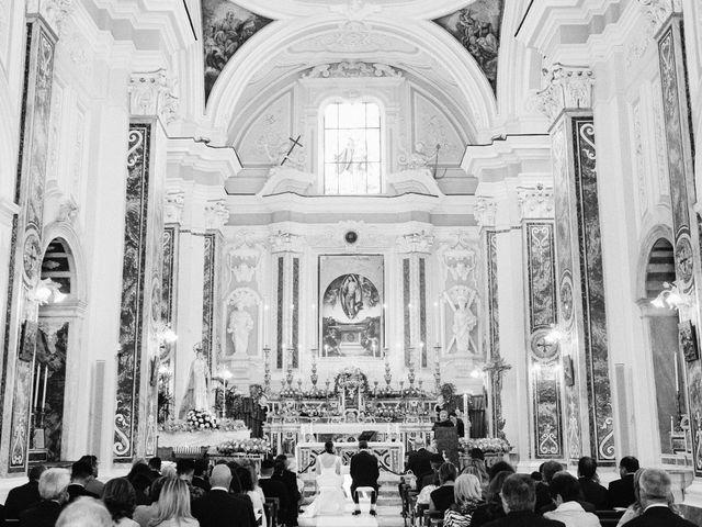 Il matrimonio di Marcello e Silvia a Cetara, Salerno 11