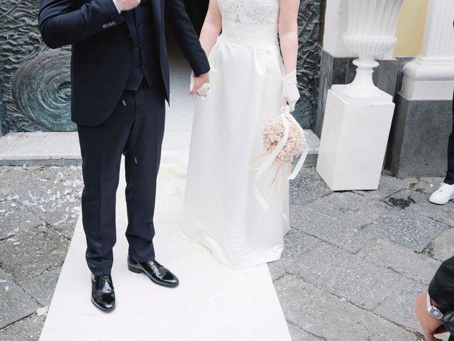 Il matrimonio di Marcello e Silvia a Cetara, Salerno 12