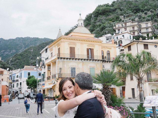 Il matrimonio di Marcello e Silvia a Cetara, Salerno 13