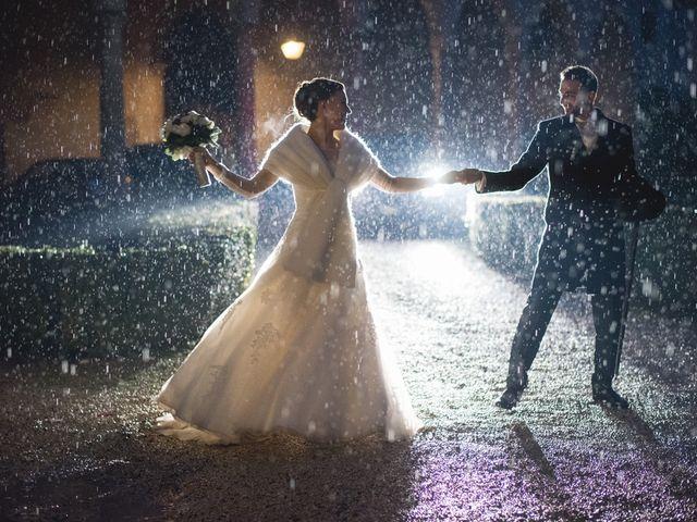 Le nozze di Angela e Federico