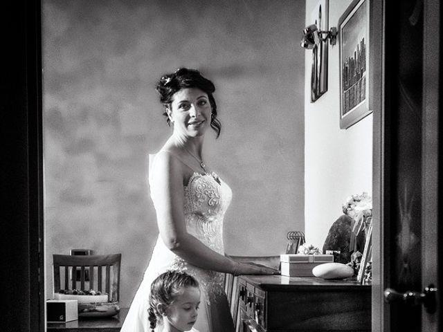 Il matrimonio di Renzo e Elisabetta a Valeggio sul Mincio, Verona 14