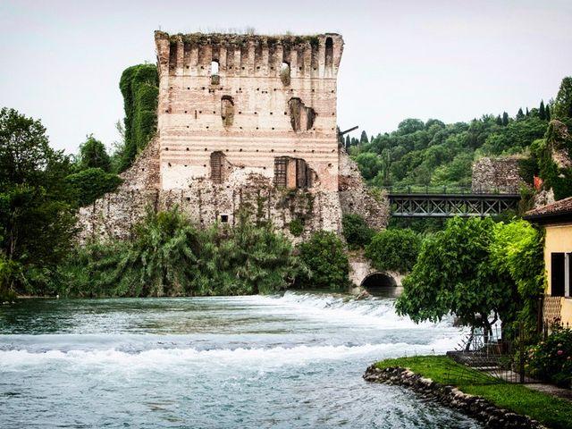 Il matrimonio di Renzo e Elisabetta a Valeggio sul Mincio, Verona 18
