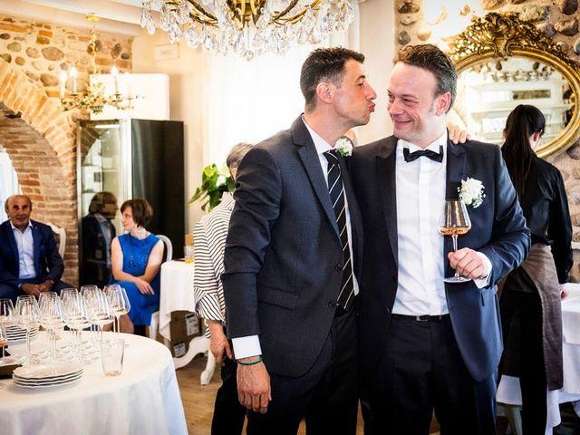 Il matrimonio di Renzo e Elisabetta a Valeggio sul Mincio, Verona 20