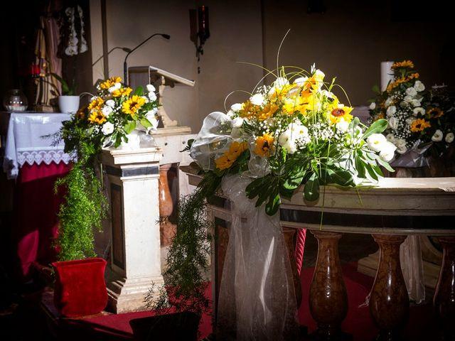 Il matrimonio di Renzo e Elisabetta a Valeggio sul Mincio, Verona 23