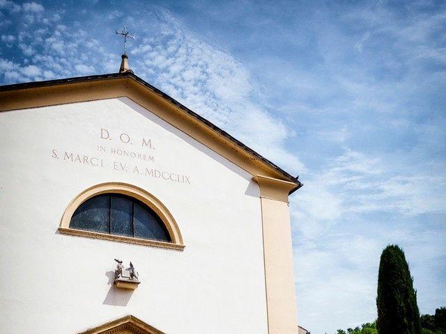 Il matrimonio di Renzo e Elisabetta a Valeggio sul Mincio, Verona 25