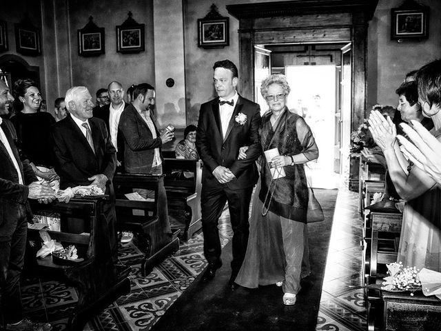 Il matrimonio di Renzo e Elisabetta a Valeggio sul Mincio, Verona 28