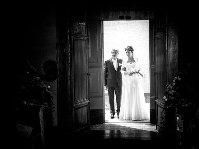 Il matrimonio di Renzo e Elisabetta a Valeggio sul Mincio, Verona 30