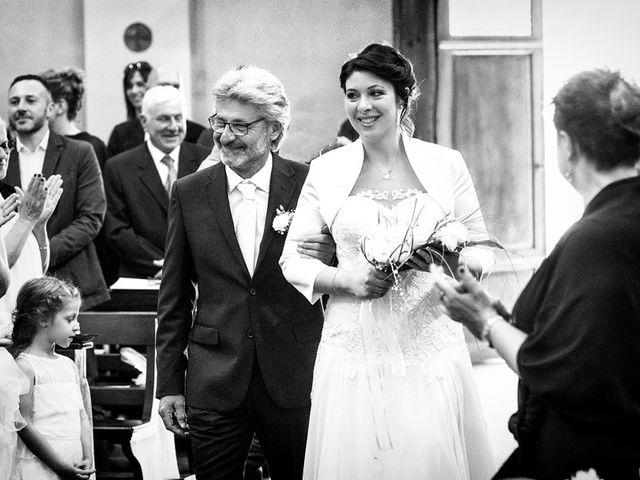 Il matrimonio di Renzo e Elisabetta a Valeggio sul Mincio, Verona 31