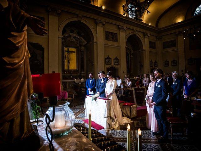 Il matrimonio di Renzo e Elisabetta a Valeggio sul Mincio, Verona 33