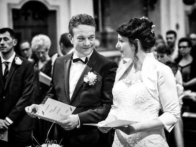 Il matrimonio di Renzo e Elisabetta a Valeggio sul Mincio, Verona 36