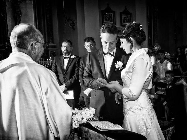 Il matrimonio di Renzo e Elisabetta a Valeggio sul Mincio, Verona 37