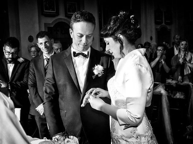Il matrimonio di Renzo e Elisabetta a Valeggio sul Mincio, Verona 38