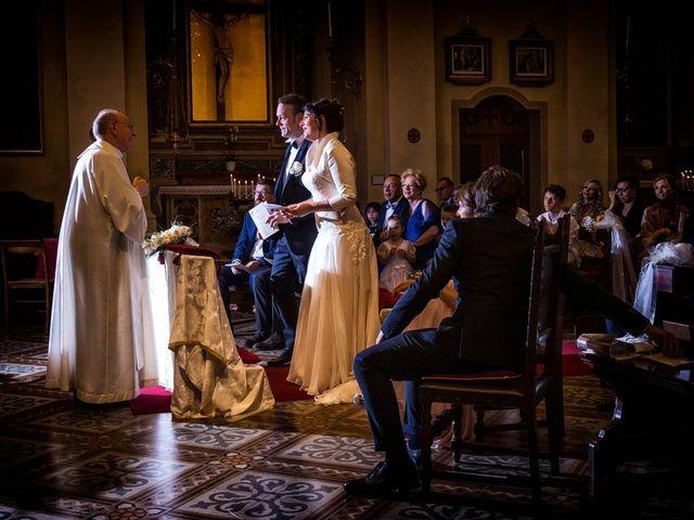 Il matrimonio di Renzo e Elisabetta a Valeggio sul Mincio, Verona 40