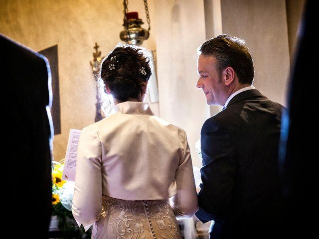Il matrimonio di Renzo e Elisabetta a Valeggio sul Mincio, Verona 41