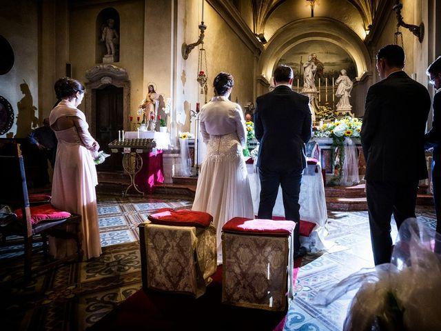Il matrimonio di Renzo e Elisabetta a Valeggio sul Mincio, Verona 42